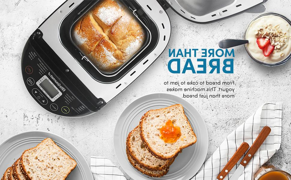Elite Gourmet Programmable Bread
