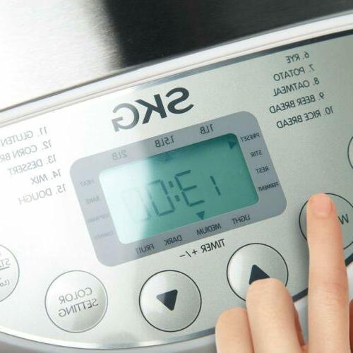 SKG 3920 Automatic Machine,automatic intelligent setting-muti-functional