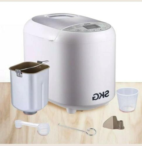 3920 automatic bread machine with recipes multifunctional