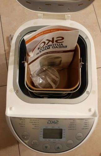 SKG 3950 Automatic Bread