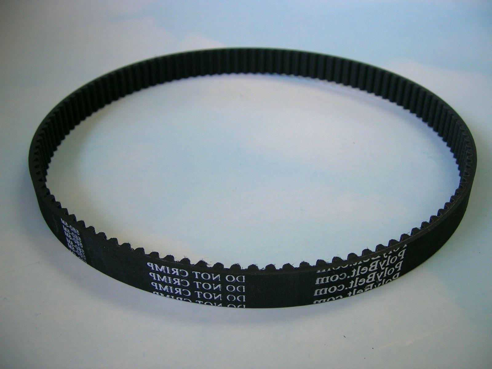 5891 bread maker machine replacement cogged belt