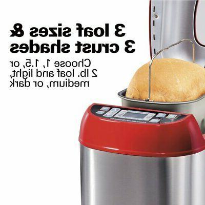 9 Bread Maker Bread Machine
