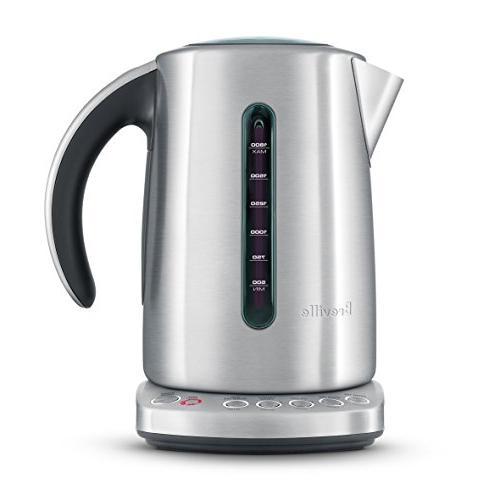 Breville BKE820XL Remanufactured the IQ Kettle Tea Maker