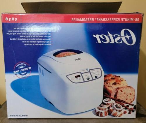 Oster - Expressbake Bread Maker