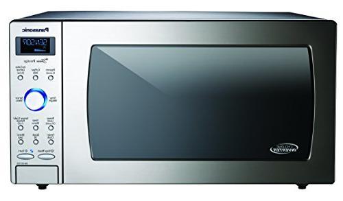 Panasonic NN-SD775S Countertop/Built-In Cyclonic Wave Microw