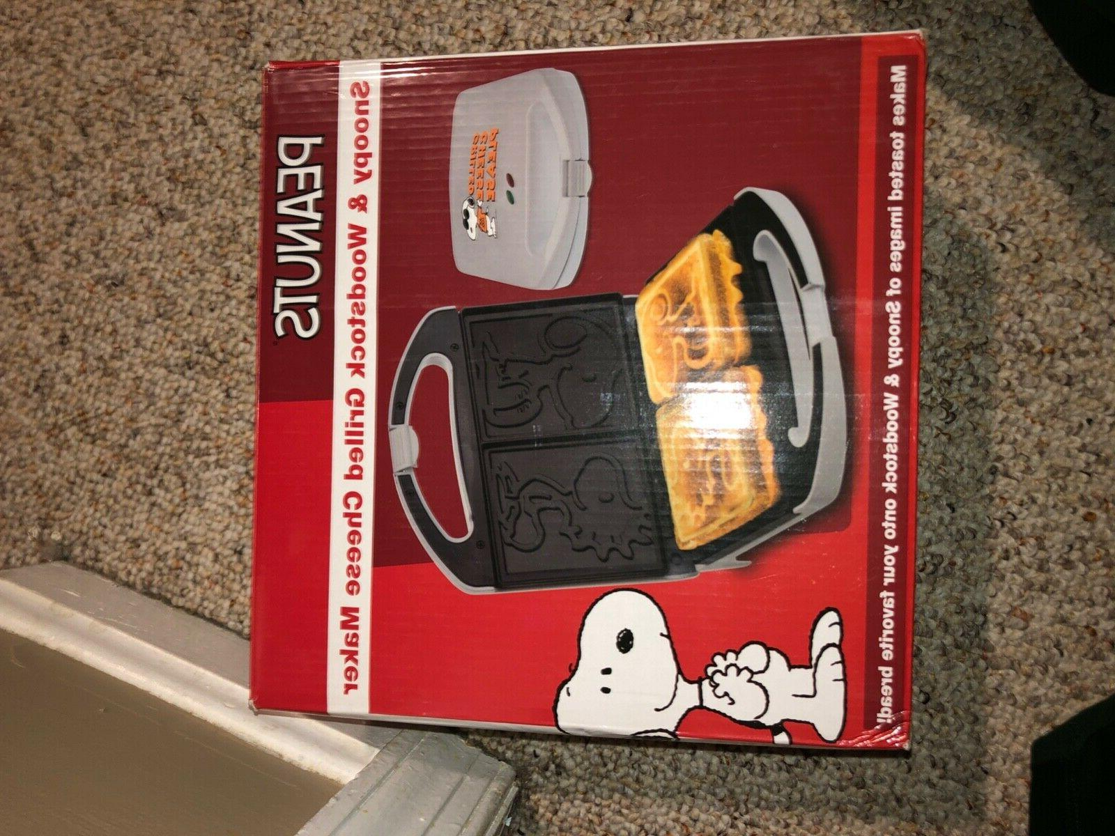 Smart SGCM‐2 Peanuts Snoopy Woodstock Grilled Cheese Sandwich