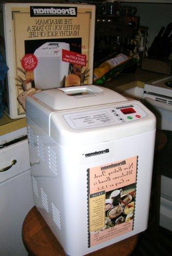 automatic bread baker tr 440
