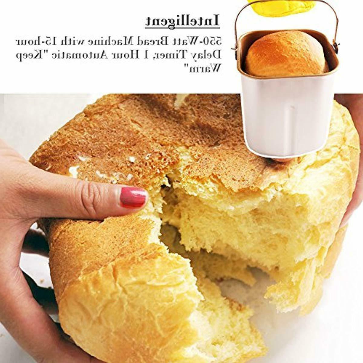 SKG Automatic Gluten Free Loaf 19 Reci