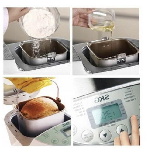 Automatic Bread Model 3920 2 550W -
