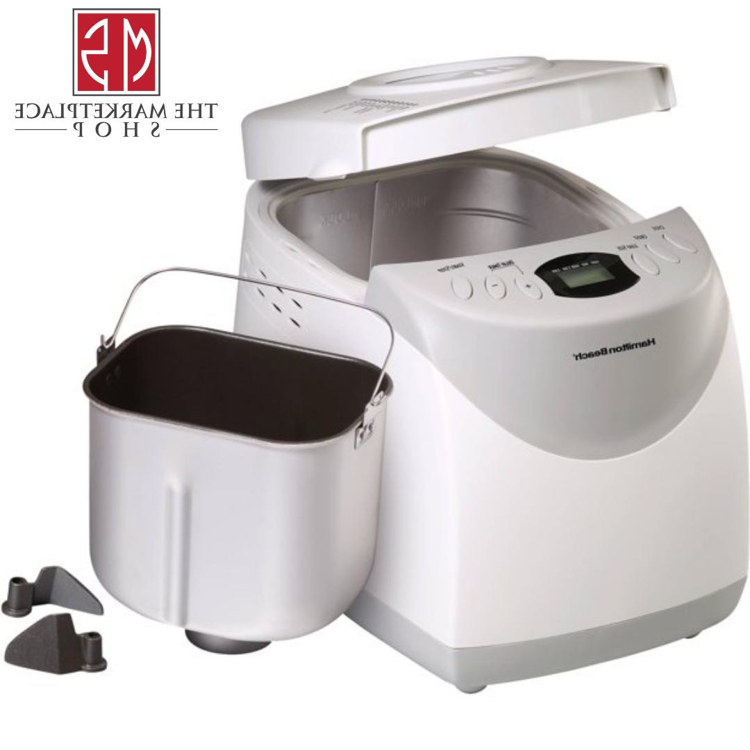 Automatic Bread Maker 2 lb Digital Machine HAMILTON BEACH Co
