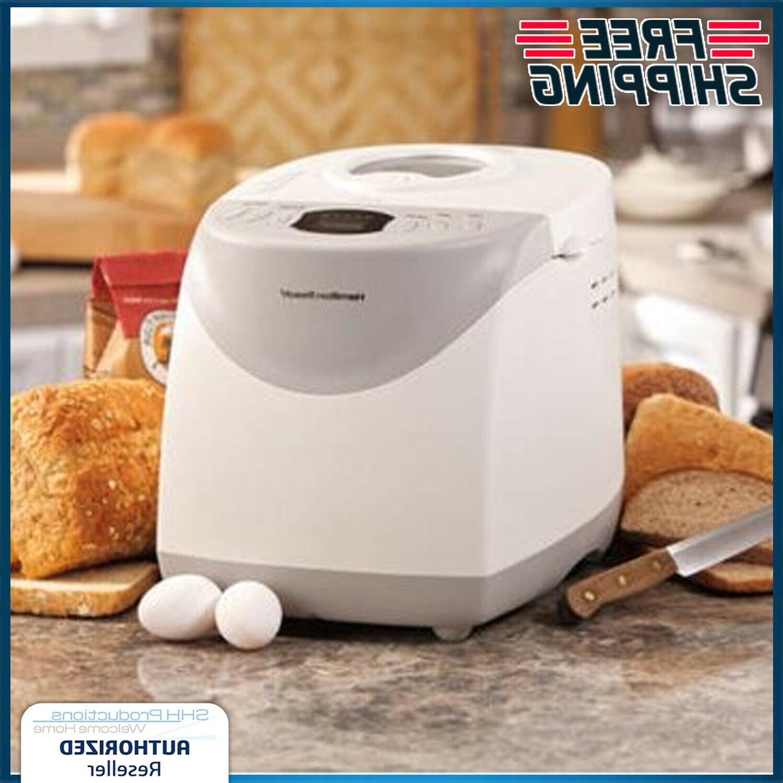 automatic bread maker machine baking whole grain