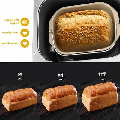 2 Automatic Steel Bread Machine