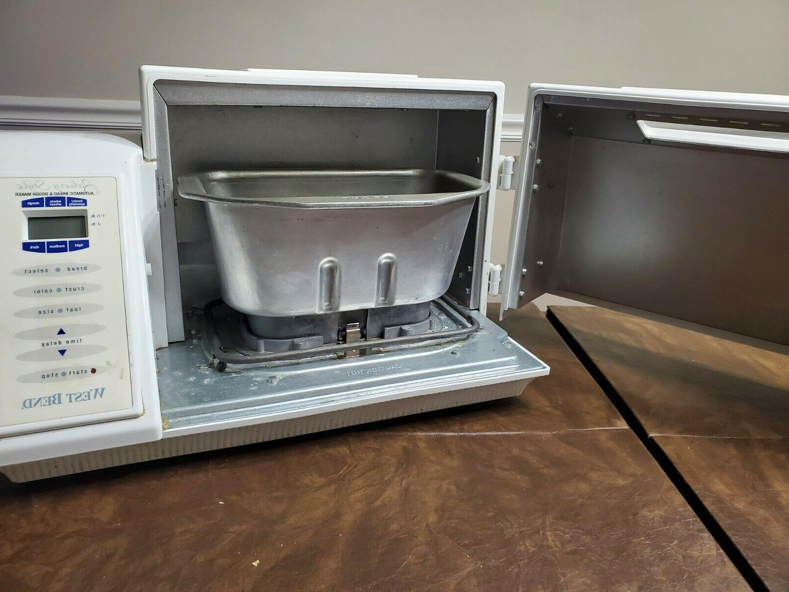 West Bend Automatic Dough