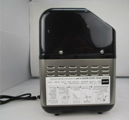 Zojirushi BBCEC20BA Machine