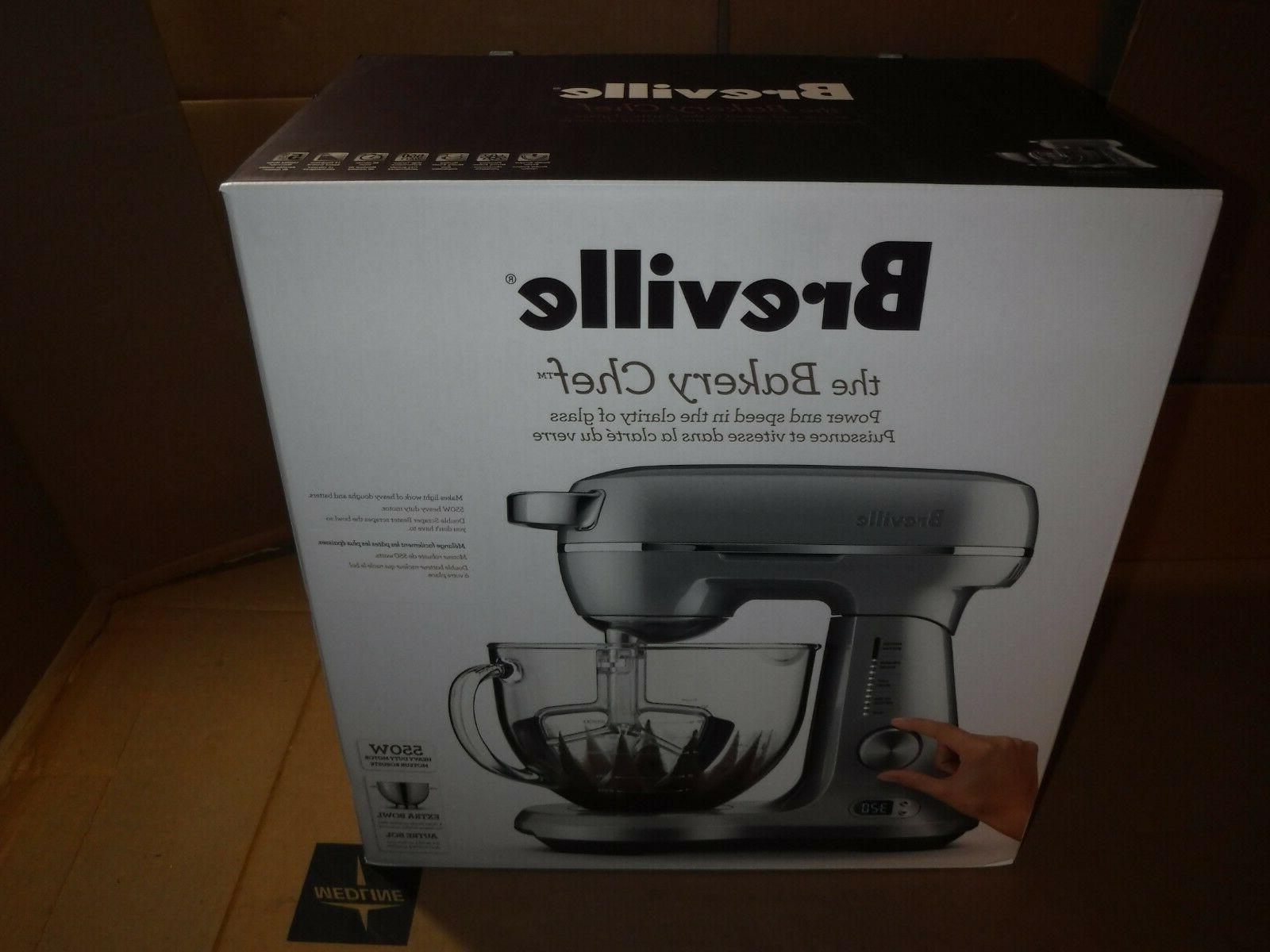 bem825bal the bakery chef stand mixer 110
