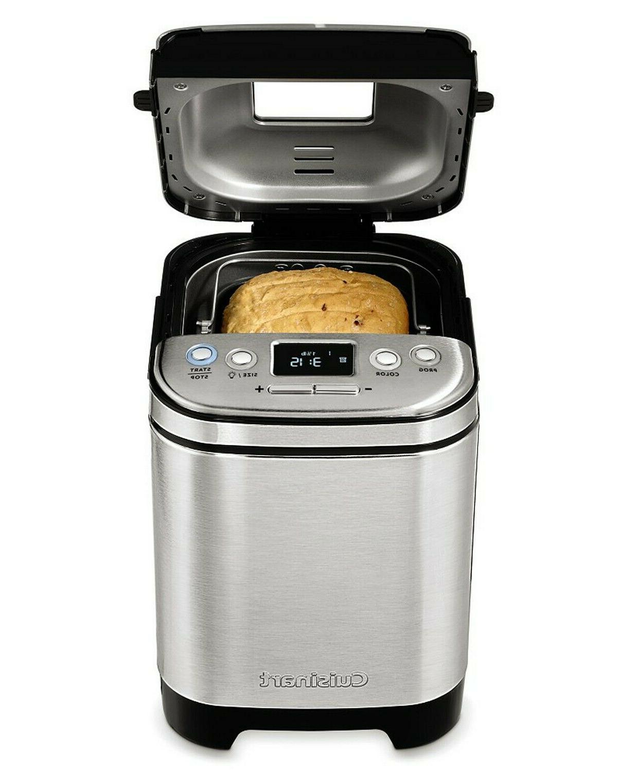 2-Pound Compact Automatic Bread Maker READY TO