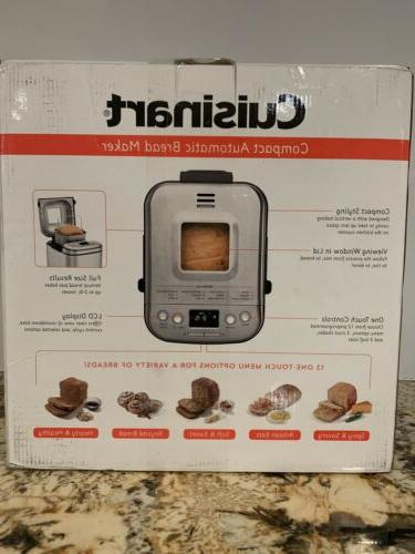 Brand New Compact Automatic Bread Up To Loaf