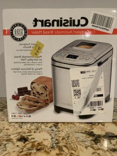 brand new cbk 110 compact automatic bread