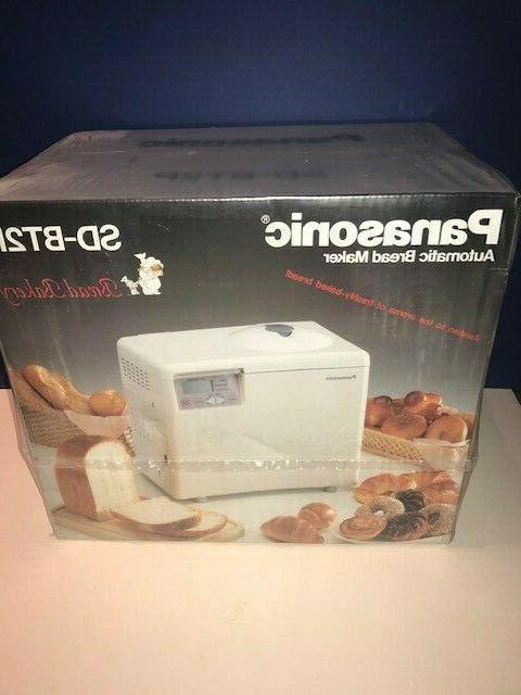 Panasonic Bread SD-BT2P Automatic Bread New,