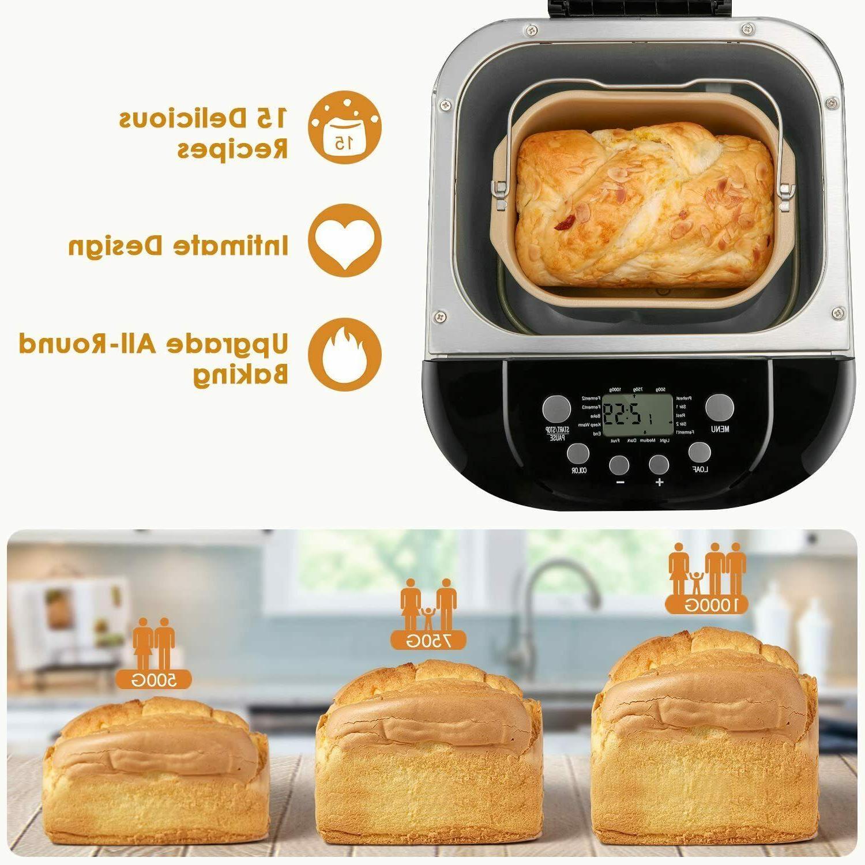 Bread Maker 2LB Automatic Programmable
