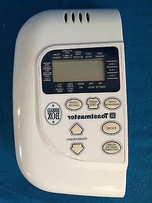 bread maker machine control panel 1142