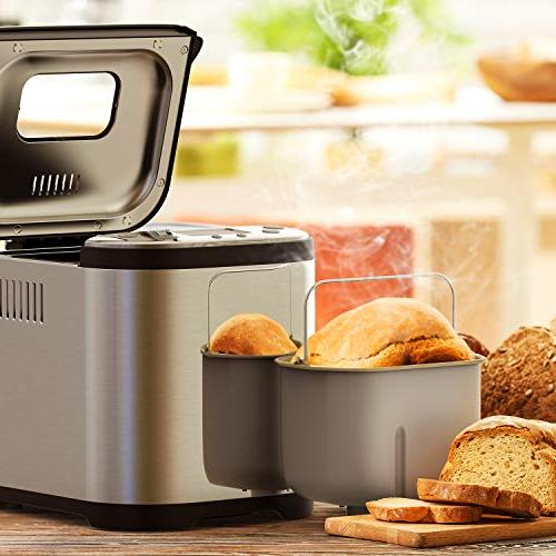 Homever Bread - Automatic 2LB Fully Maker