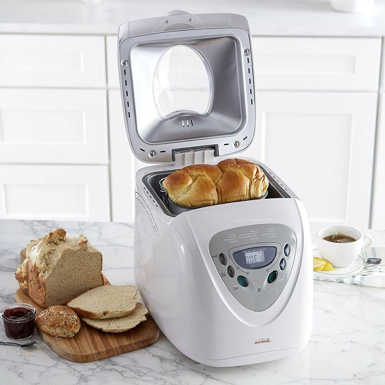 bread making machine automatic breadmaker best oven