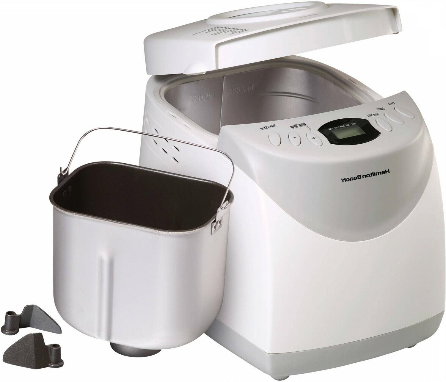 Breadmaker Making Auto Cooking Home Bakery Baker
