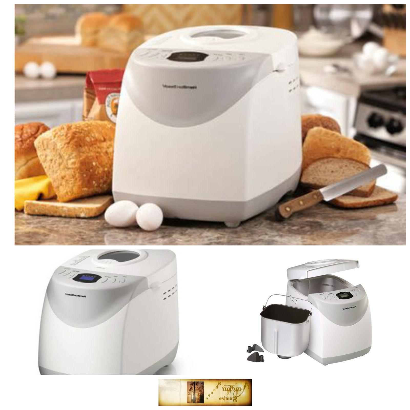 breadmaker bread making machine auto cooking home