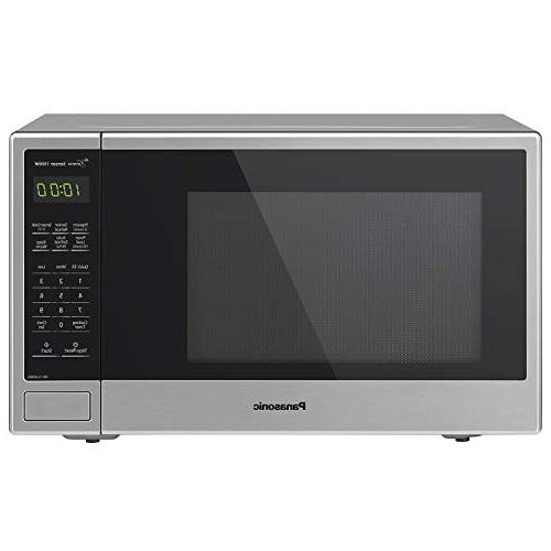 built countertop microwave oven