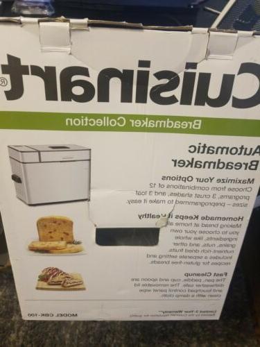 Programmable Bread -