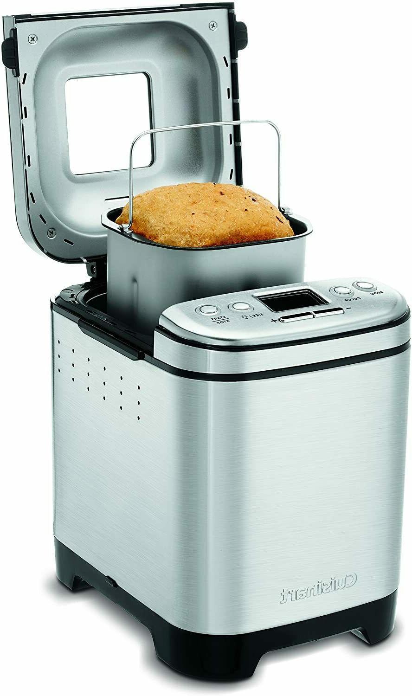 Cuisinart Bread Makers Compact Automatic Bread Maker