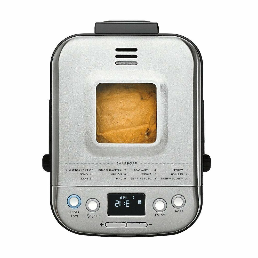 Cuisinart Bread Maker Machine New