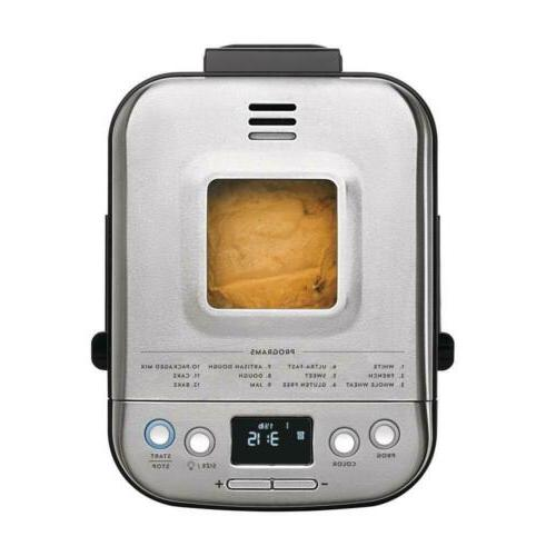 Cuisinart CBK-110 Bread Maker,