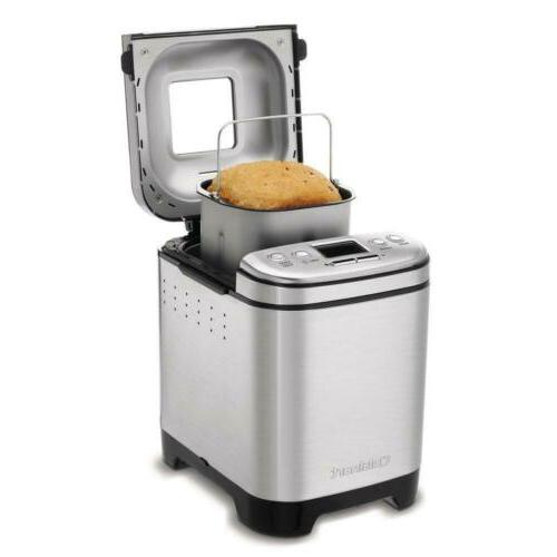 Cuisinart Bread Maker, Silver