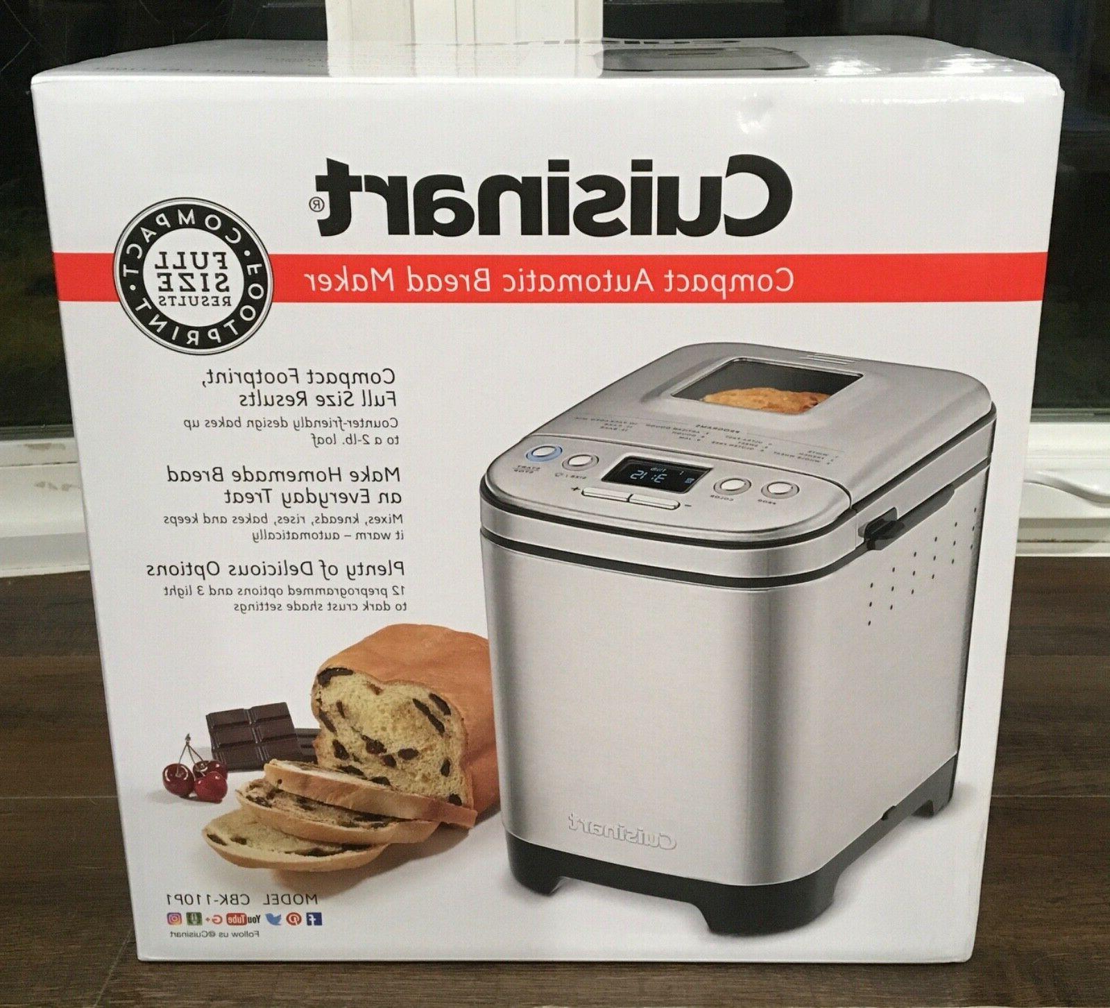 cbk 110 p1 automatic bread maker new