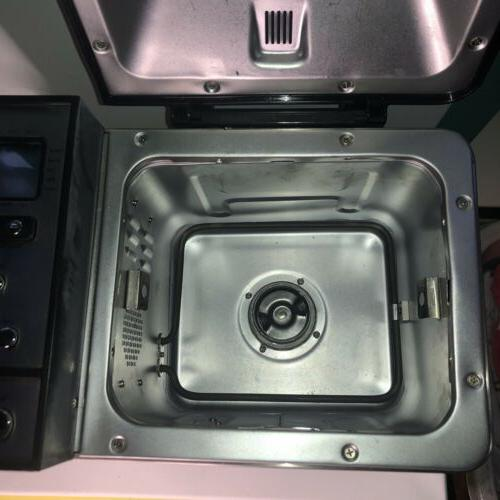 Cuisinart Convection Automatic Bread Steel