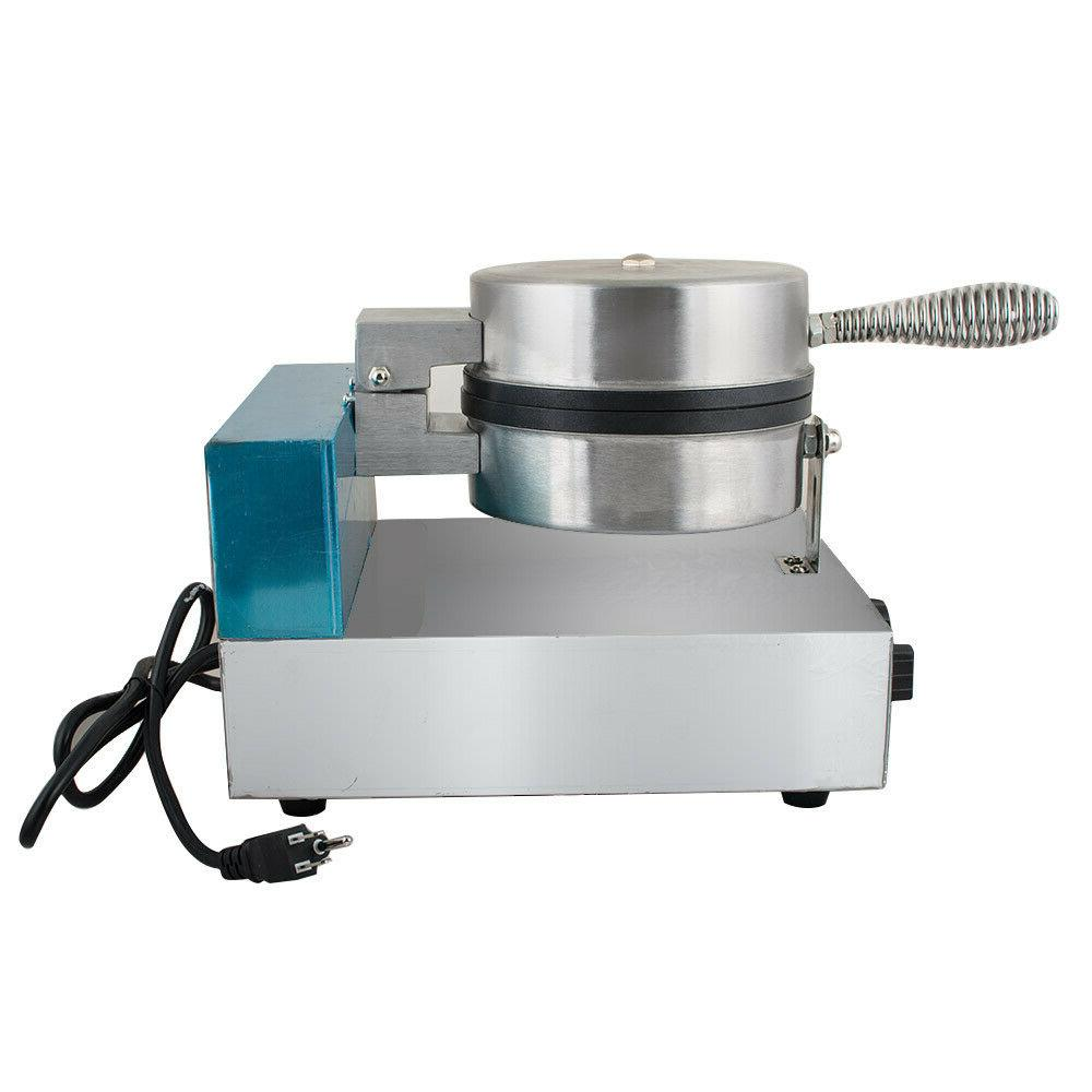 Commercial Waffle Maker Baking Machine 110V For