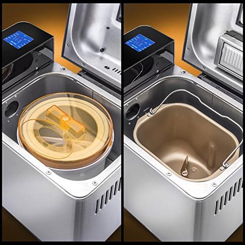 FREE ICE CREAM MAKER settings AND Ice Maker!!