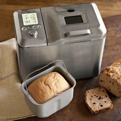 custom loaf bread maker model bbm800xl