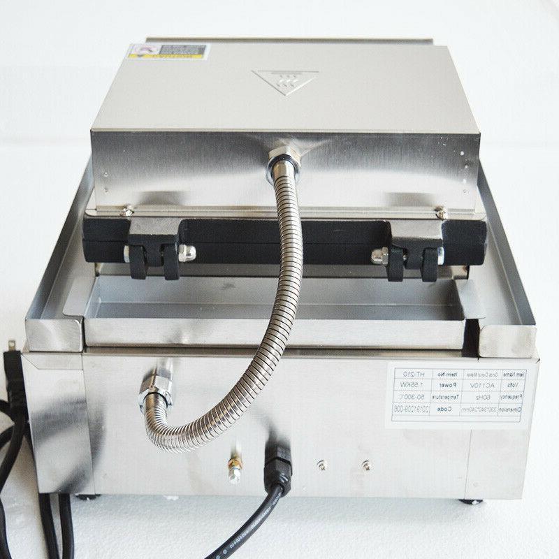 Electric Waffle Maker Toaster Baking