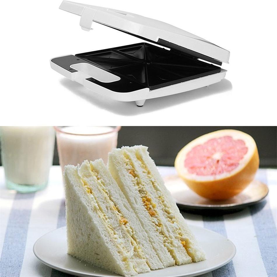 Electric Sandwich Maker BBQ Breakfast <font><b>Machine</b></font> <font><b>Bread</b></font> Maker Multicooker Grill