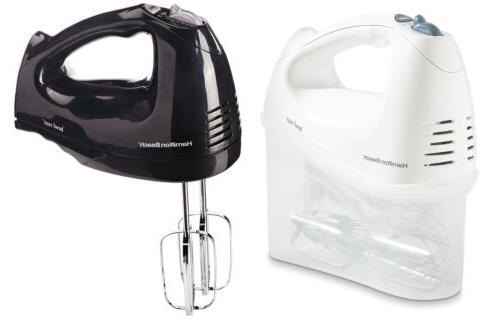 hand mixer with snap on case 2