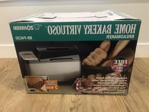 home bakery virtuoso breadmaker