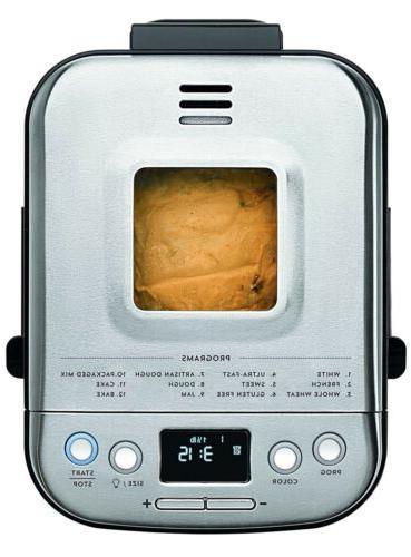 Cuisinart Maker, CBK-110P1, up to