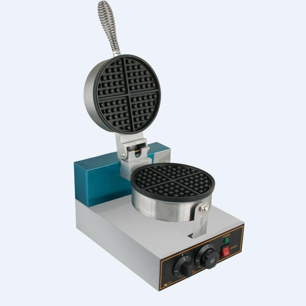 Waffle Bake Double-Side Pan Machine Waffle Automatic
