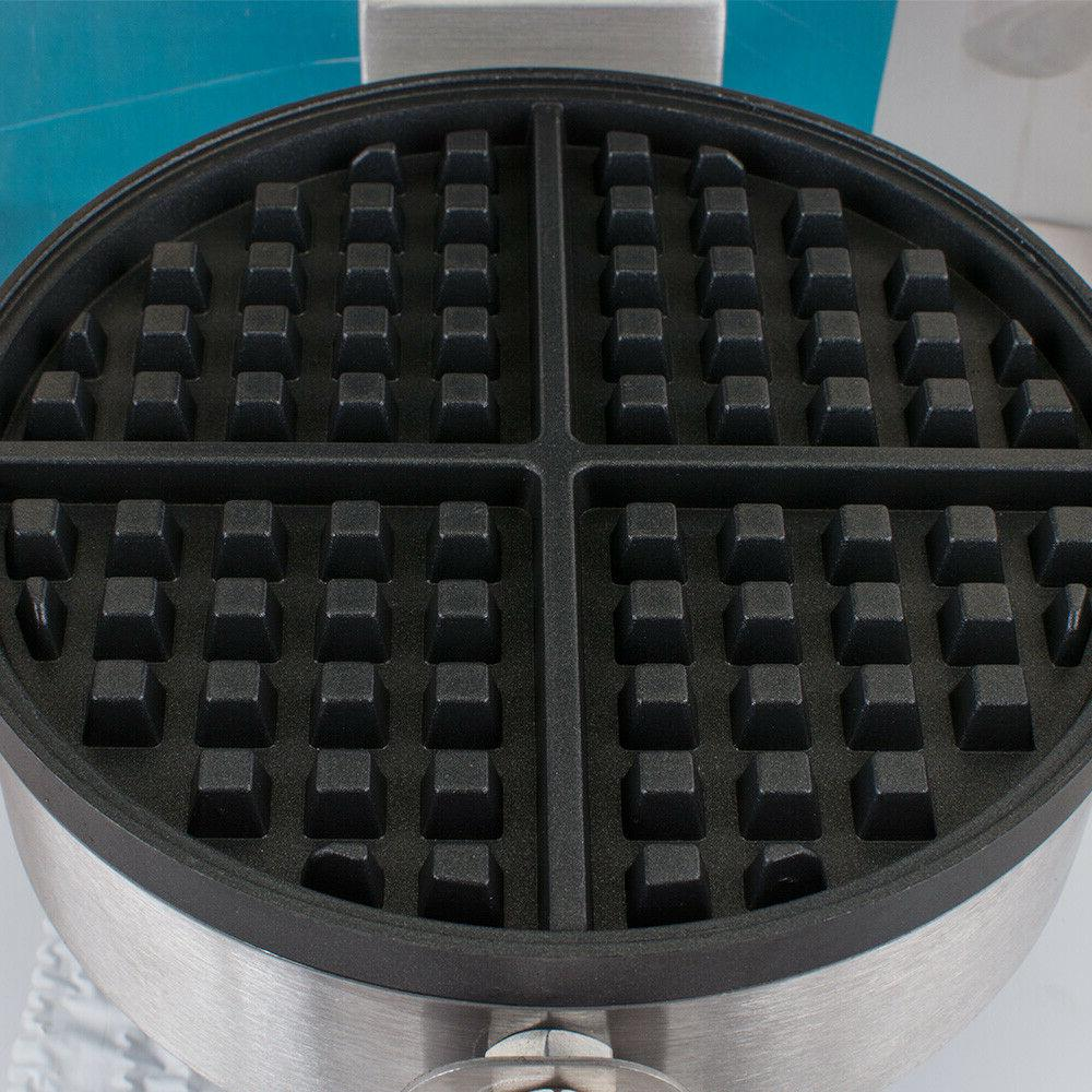 Commercial Maker Baking Machine Waffles Machine 110V