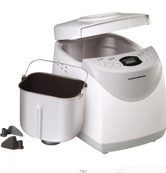 homebaker 2 pound automatic bread maker gluten