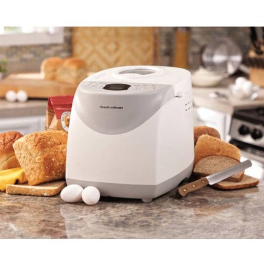 homebaker 2 pound automatic breadmaker w gluten