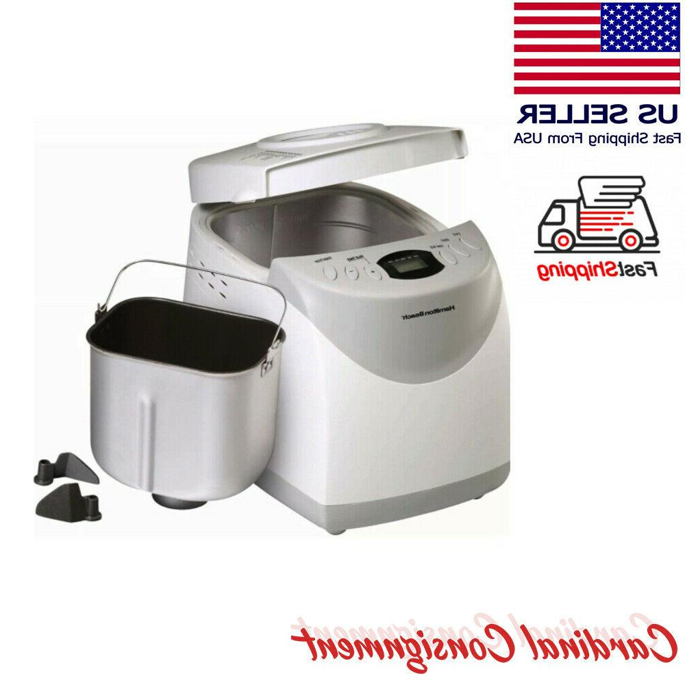 Hamilton Beach Homebaker 2 Pound Automatic Breadmaker #29881